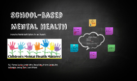 Copy of School Based Mental Health-Board