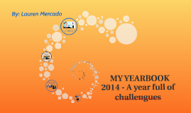 2014 - A year full of challengues