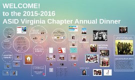 ASID VIRGINIA CHAPTER 2016 ANNUAL MTG