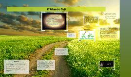Copy of El Maestro Sufi