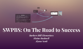 SWPBS: On The Road to Success