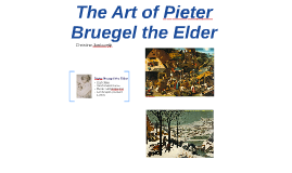 The Art of Pieter Bruegel the Elder