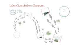 Lake Okeechobee: Changes