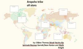 Arapaho tribe all stars