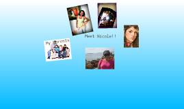 Meet Nicole!!