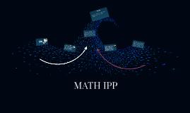 MATH IPP