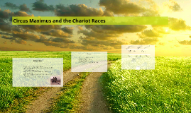 Circus Maximus and the Chariot Races