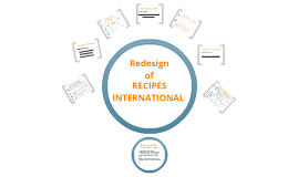 RECIPES INTERNATIONAL