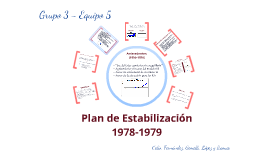 Copy of Plan de Estabilizacion 1978-1979