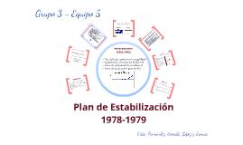 Copy of Plan de Estabilizacion 1978-1979