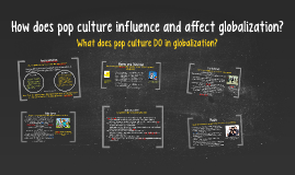 does globalization influence culture Communication skills development has always been an important factor of success in business, but the influence of globalization and cross-cultural interaction in recent decades has impacted the types of communication skills needed in dramatic ways no longer can entrepreneurs afford to simply .