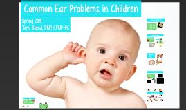 Common Ear Problems in Children