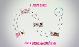 A ARTE HOJE -