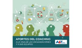 ¿Qué es el Coaching Ontológico?: