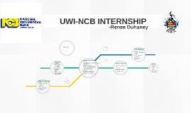 UWI-NCB INTERNSHIP