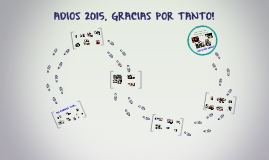 ADIOS 2015, GRACIAS POR TANTO!