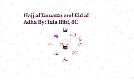 Hajj and Eid al