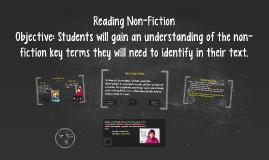 Copy of Reading Non-fiction