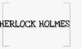 Sherlock Holmes Facts