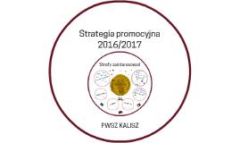 Strategia promocyjna