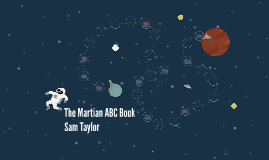 The Martian ABC Book