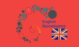 English Rennaisance