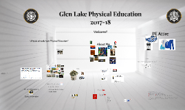 Glen Lake Physical Education