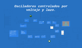 Osciladores controlados por tension (VCO)
