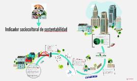 Indicador sociocultural de sustentabilidad