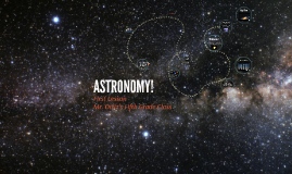 First Lesson - Project ASTRO