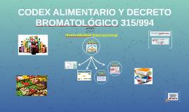 Copy of Normatividad Aplicada a la Produccion de Alimentos y Bebidas