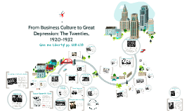 From Business Culture to Great Depression: The Twenties, 192