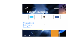 Copy of Social Networking Project