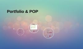 Copy of Copy of Portfolio & POP