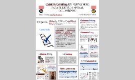 CYBERMOBBING: UN NUEVO RETO PARA DERECHO PENAL COLOMBIANO