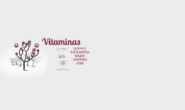 ¡Vitaminas!