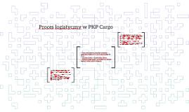 Proces logistyczny w PKP Cargo