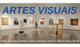 Artes Visuais na Educação