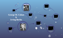 Lyricist/Composers: George M. Cohan and Irving Berlin