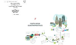 POSTULADOS GUBERNAMENTALES