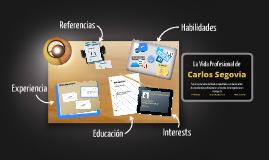 Prezumé Template - Desktop Version de Rocio Medina de carlos segovia