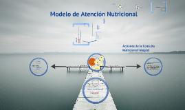 Modelo de atencion Nutricional