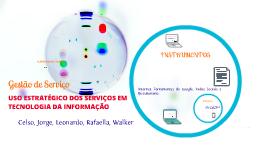Uso estratégico de serviços em TI