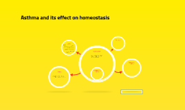 Asthma and its effect on homeostasis