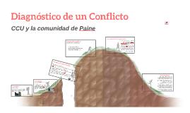 Diagnóstico de un Conflicto