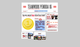 TEAMWORK PEMUDA 16