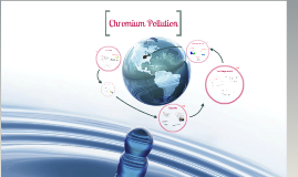 Chromium Water Pollution