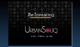 RE-INVENTING URBANSOUQ
