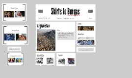 Skirts to Burqas