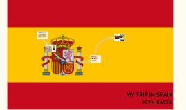 MY TRIP IN SPAIN